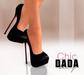 DADAbeiz :: Chic Pumps 6 Black-colors