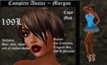 Cele'Sations Complete Avatar ~ Morgan