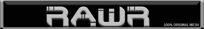 Rawr logo marketplace