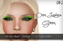 [RA] Prim Lashes - Green