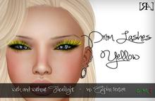 [RA] Prim Lashes - Yellow
