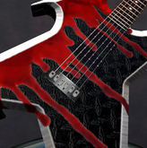 Hellion Heavy Metal Electric Guitar
