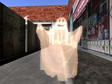 Spooky Ghost That Jumps Out And Shrieks Prank
