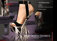 {{BSD}}Supermodel 24 colours fatpack [boxed]