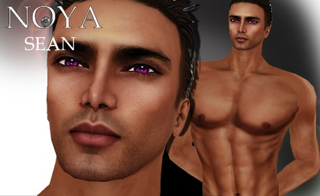 **NOYA** [1 WEEK 70% SALE] SALE- SEAN - Male Model Avatar - PROMO
