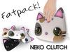 [Mad Echo] - Neko Clutch Fatpack