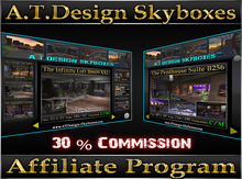 *A.T.Design-Skyboxes* Affiliate Vendor System - 30% Commission