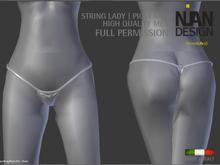 PROMO  --- String Lady  * PIGI * MESH FULL PERMISSIONS