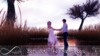 . Infiniti .  - Between The Raindrops - Couple's Pose