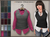 DN Mesh: Spencer with Blouse