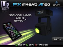 URW FX MOVING HEAD Ai100