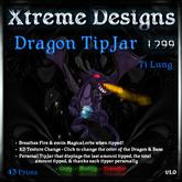 Dragon TipJar [ Ti-Lung ]