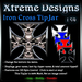 Iron Cross TipJar -Skullz-