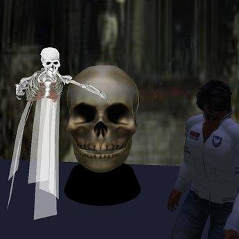 A Ghost Rezzer (Halloween)