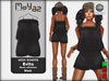 Evita romper basic collection black