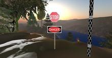 Stop / Danger Sign