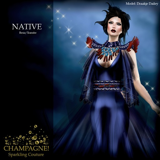 (C)NATIVE By CHAMPAGNE!sparkling couture