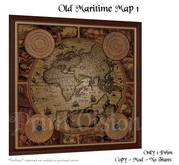 *PV* Old Maritime Map 1
