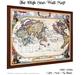 *PV* The High Seas Wall Map