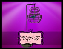 .:::K,M,T:::.Sculpti Bird & Bird Cage Kit Full Perms