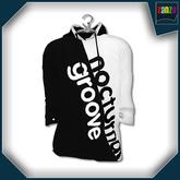 *Zanzo* Nocturnal Groove Hooded Shirt