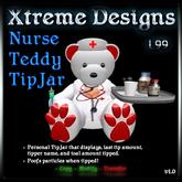 Nurse Teddy TipJar