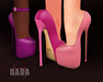 DADAbeiz :: {Laq} Pumps Pink