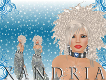 MM  *~*Bewitched*~*  Xandria The Winter Witch  Holiday Gift   Complete Avatar