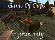Game of cup