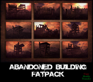 Abandoned Building Fatpack