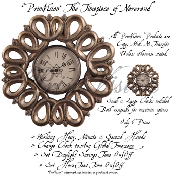*PV* The Timepiece of Neverend