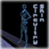 Circuitry Female Skin by C1PHER