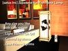 [satus Inc] Japanese Koi Fish Floor Lamp