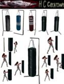HCC Boxing Punching Bag BOX