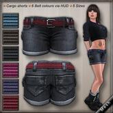 DN Mesh: Cargo Shorts [DEMO]