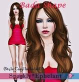 Sparkly*Ephelant Bada Shape