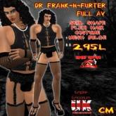 Empire Bag  - Rocky Horror -Dr  Frank-N-Furter