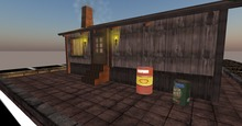 Urban House Trailer <--