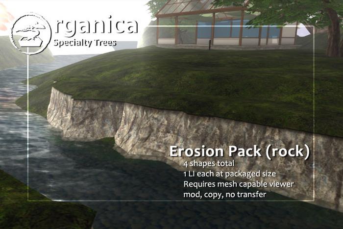 [ Organica ] Erosion Pack (rock)