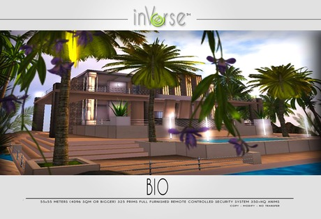 BIO - full furnished house skybox  - 350+anims