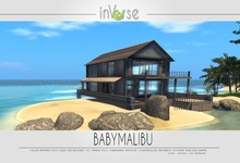 BABYMALIBU - full furnished ocean cottage 500+anims