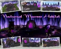 Nocturnal Meeroos Habitat / Home / House / Stall