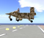 Desert Scout Jet Tiny