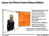 [satus Inc] Photo Frame Deluxe Edition