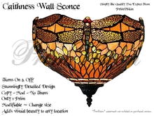 *PV* Caithness Wall Sconce