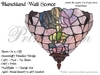 *PV* Blanchland Wall Sconce