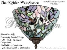 *PV* The Kielder Wall Sconce