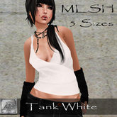 [M.o.w] Tank Withe (wear & touch)