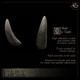 .Eldritch. Orc Teeth - Basic