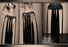 GeWunjo : ADARIS black skirt